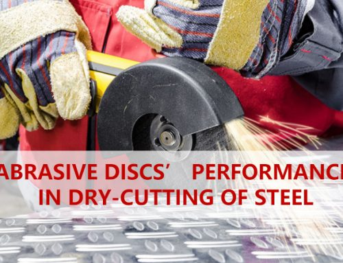 Abrasive Discs' Performance in Dry-Cutting of Steel