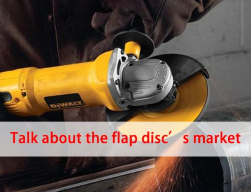 Talk about the flap disc's market